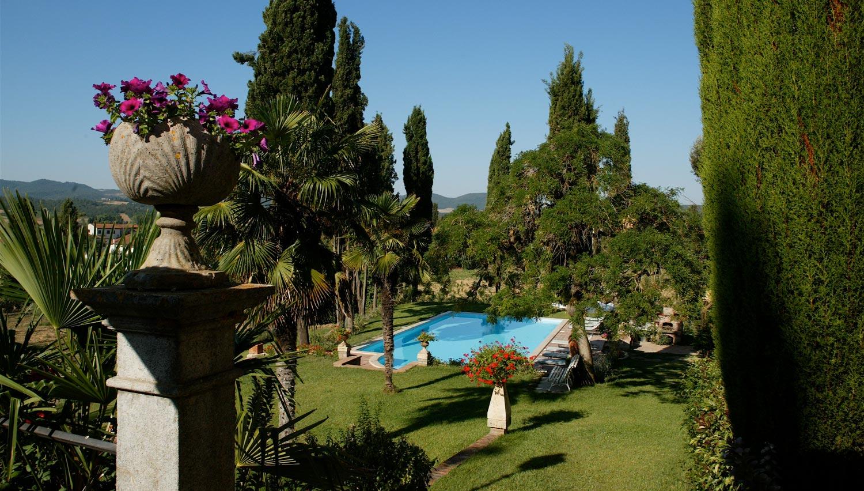 Bed and breakfast sinalunga siena toscana villa il poggio - B b con piscina toscana ...